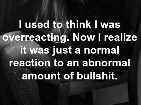 normal reaction