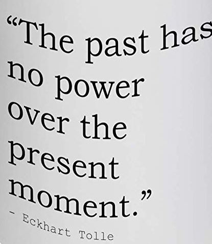 Past Present and Now quotes